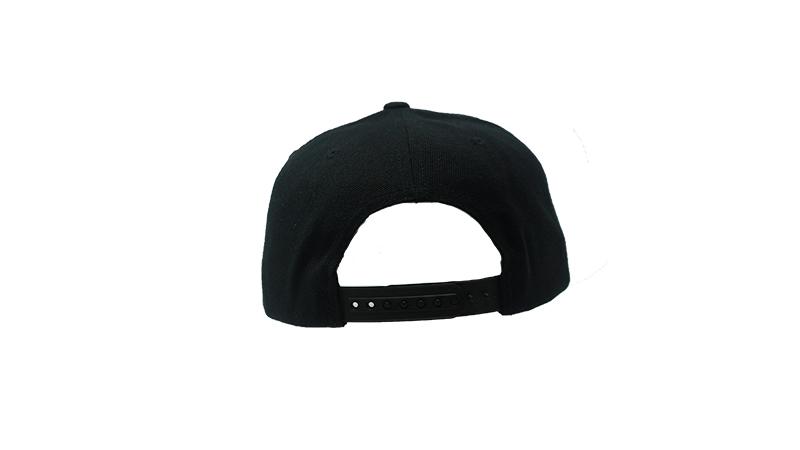 Chiefrokka Snapback Black