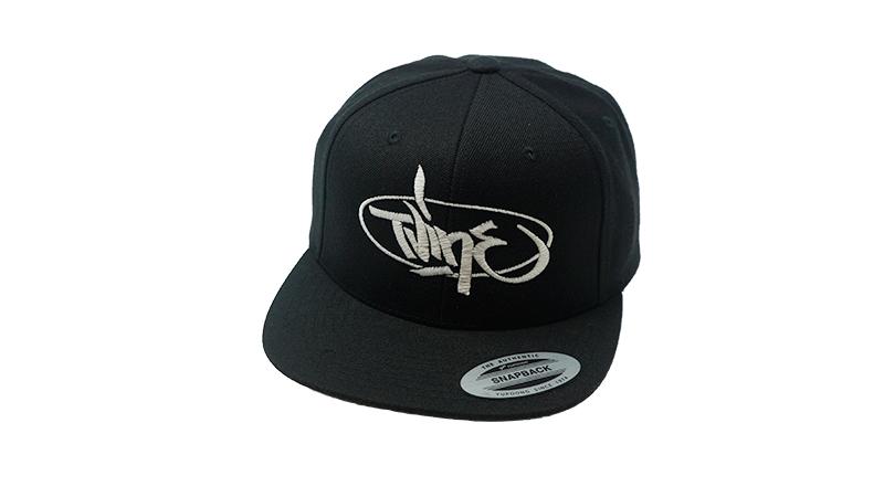 T-Vine Snapback Black